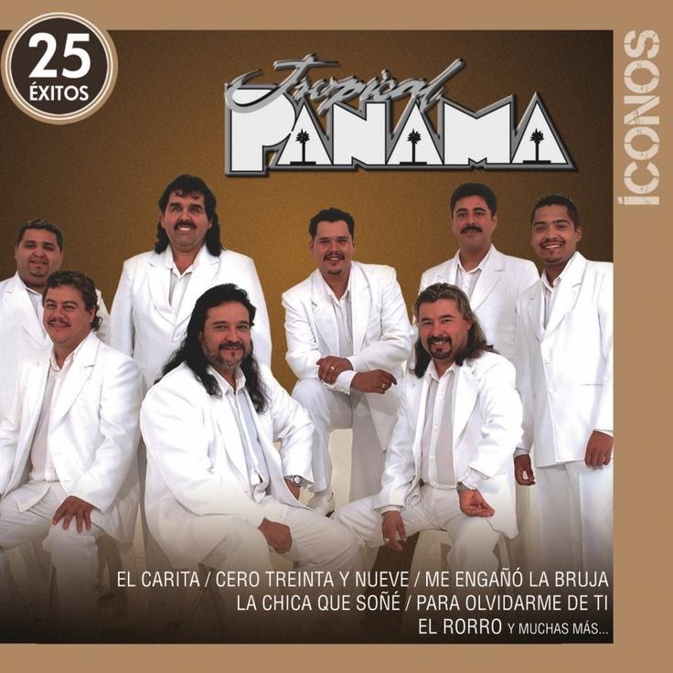 Tropical Panama Iconos 25 Exitos Universal music