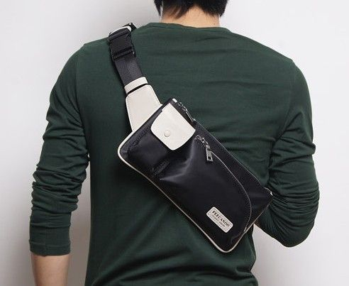 Waist pouch, waist pack for men - PLSBAG