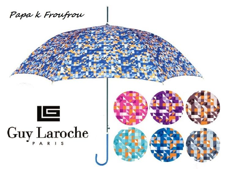 on a rainy day with style Papa k Froufrou