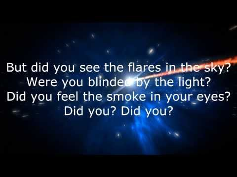 The Script - Flares (Lyrics) - YouTube The Script co-write with Ryan Tedder