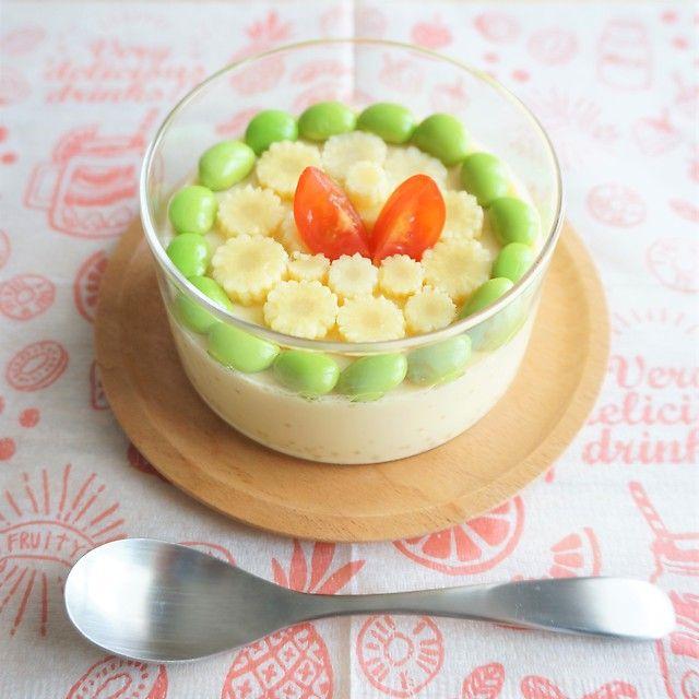 茶碗蒸しがフライパンで簡単!食事でも水分補給、ほどよい塩分で熱中症も予防!