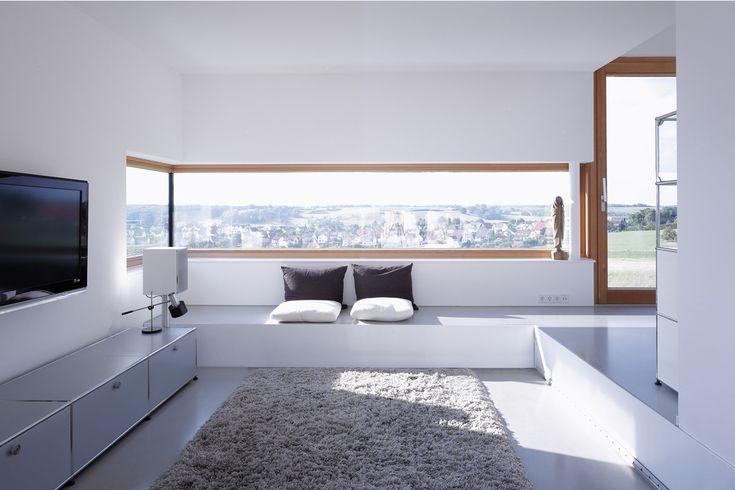 LIEBEL/ARCHITEKTEN: Haus, Aalen-Wasseralfingen #Fenster