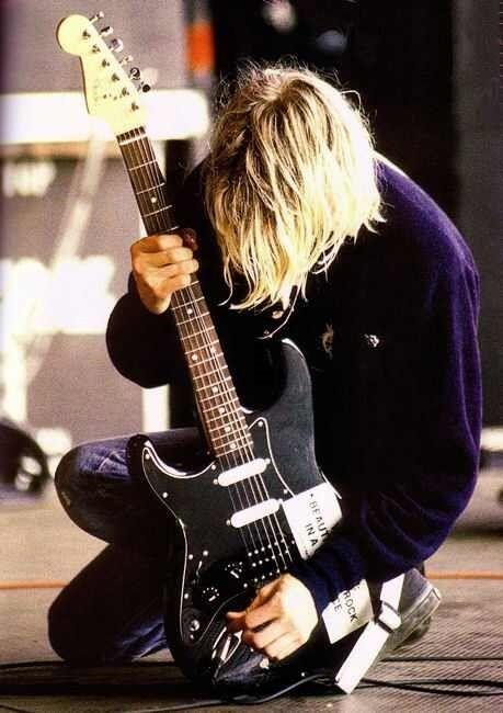 Music, Kurt Corbain.