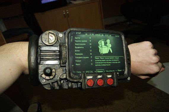 Fallout 3 - PipBoy 3000
