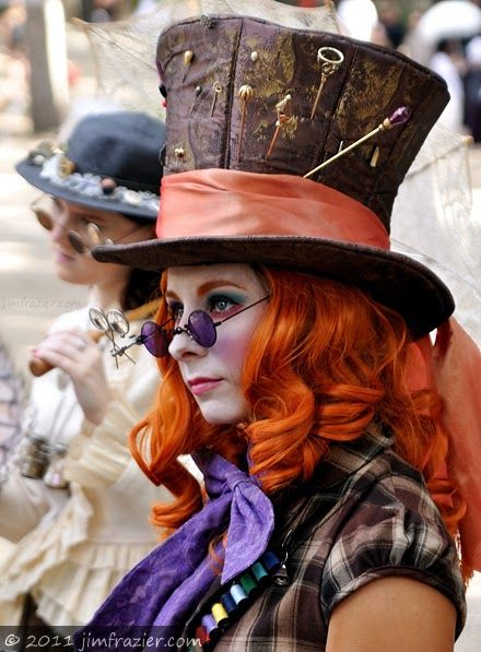 alice in wonderland or the Mad Hatter?