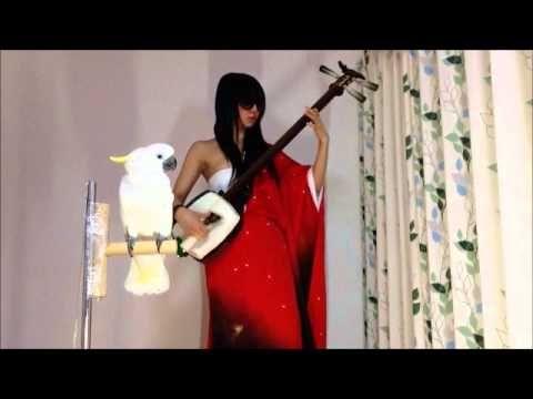 蜷川べに「残酷な天使のテーゼ」弾いてみた‐津軽三味線Ver,‐