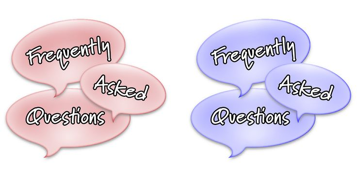 Thought, Question, Frequently, Asked, Bubble, Faq