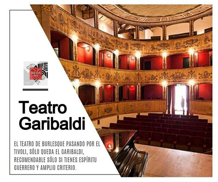 Número 10 de nuestra lista #50Lugares que un #ChilangoDeHuesoColorado debe conocer. El #Burlesque es una tradición que empezó hace años con el #Tívoli, el primer teatro de burlesque, casa de cantantes, cómicos, imitadores y encueratrices. En la actualidad, sólo queda #ElGaribaldi, recomendable sólo si tienes #EspírituGuerrero y amplio criterio. #ZonaCentro #CDMX