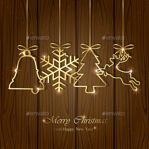 Christmas Elements Vector EPS #design Download: http://graphicriver.net/item/christmas-elements/13931879?ref=ksioks