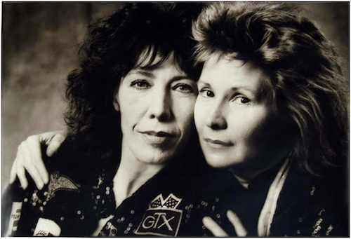 Post image for Lily Tomlin Married Long-Time Partner Jane Wagner On New Year's Eve