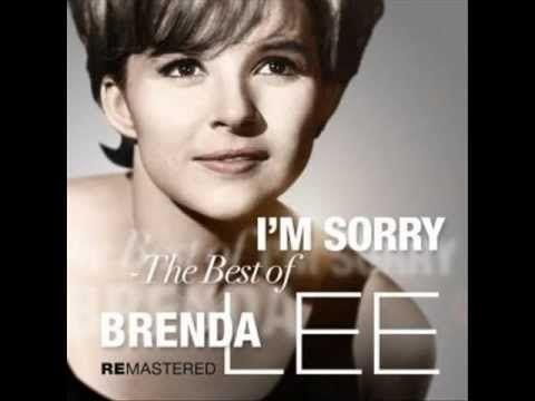 I´M SORRY - Brenda Lee (subtitulado)