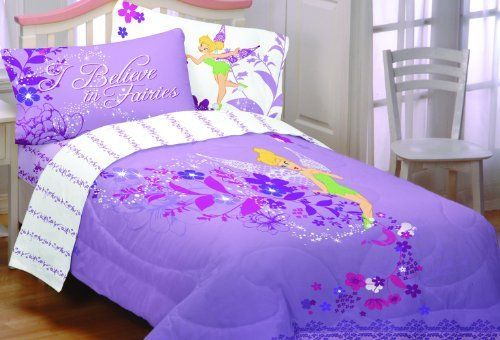 132 best tinkerbell bedroom images on pinterest for Tinkerbell bedroom furniture