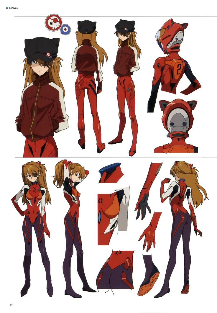 """Neon Genesis Evangelion"" 
