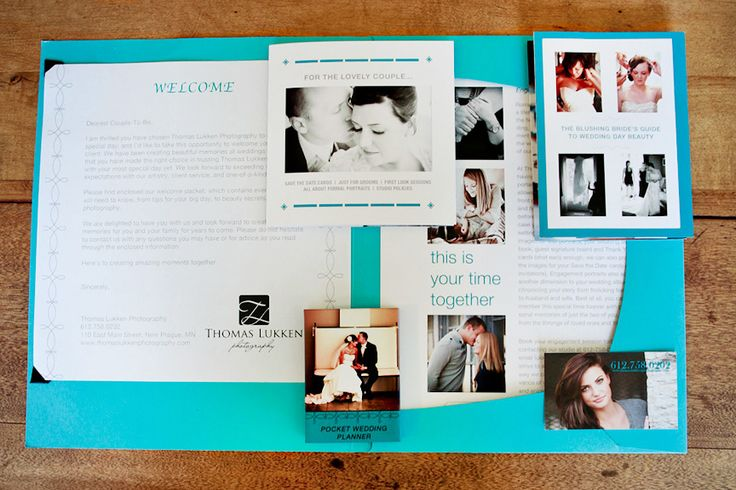 Wedding Welcome Packet... Coming soon to k.smith photography :)