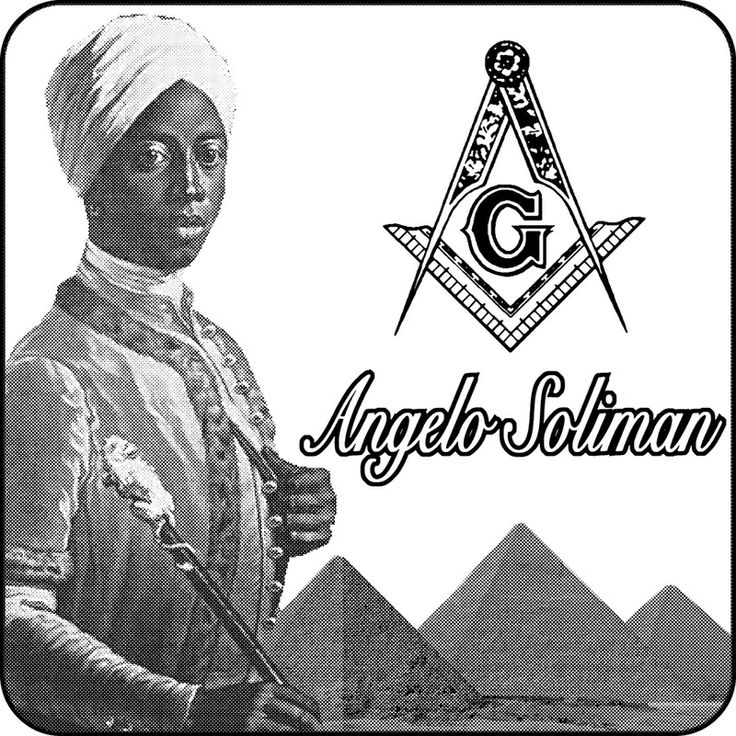 The Black Moorish Freemasonic Lodge was traditionally an institution in which European white males were able to learn, and participate in, aspects of Moorish High Culture (Couture). Angelo Soliman (1721-1796) was a Grand Master in the truest sense of the word. Some biographies say that he was a slave from West Africa, but what slave knows 6 languages?