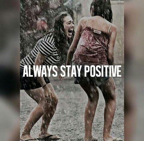 Keep Calm n Stay Positive