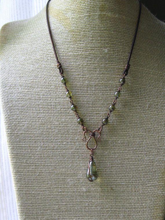 Etsy Glass Jewelry