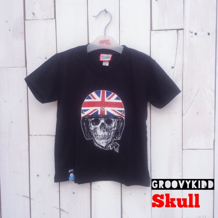 BRITTSKULL  PRODUCT TYPE : tshirt COLOR :BLACK MATERIAL : COTTON PRINT TYPE : PLASTISOL PRICE : 90K  *available size:  1 year 2 years 3 years 4 years: 5 years: 7 years:  For further information , you can contact us through whatsapp:081320942222 line ID :groovykidd bbm :21e1af8b Phone :022-87788662 Please put your data as below -NAME -ADDRESS -PHONE NUMBER  -E-MAIL -ORDER   WE WILL NOT REPLY COMMENT ON PICTURE  Seluruh pertanyaan mengenai detail produk, harap hubungi admin kami