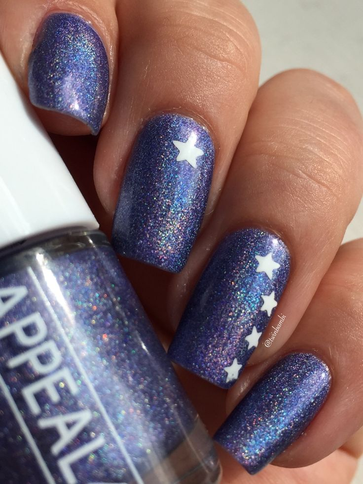 @appeal4 Flame Opal and Hollis Milkweed Star vinyl from @whatsupnails  Polishes bought from @luxbeauty0253