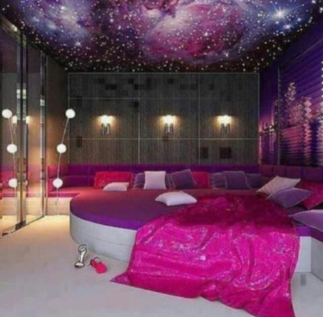 Theme Bedrooms Galaxies And Bedrooms On Pinterest