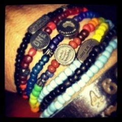 Be part of the chain of giving dignity. Wear a Relate bracelet.