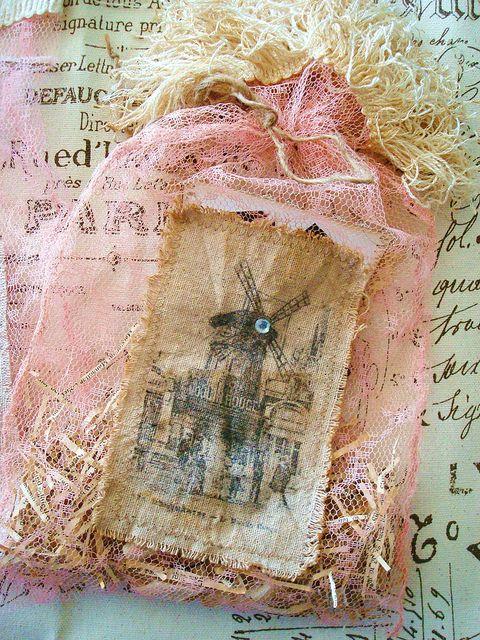 ltl blonde-flickrGift Bags, Doityourself Gift, Creative Handmade, Diy Gifts, Gauze Gift, Handmade Gifts, Cottages Gift, Vintage Handmade, Gift Handmade