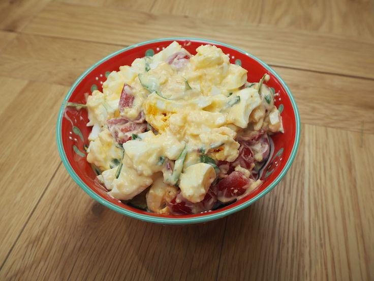 egg mayo recipe healthy lottie murphy