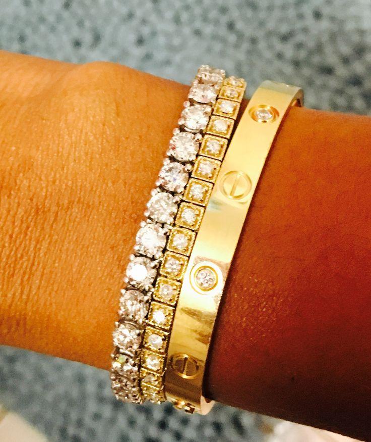 Best 25 Diamond Tennis Bracelet Ideas On Pinterest