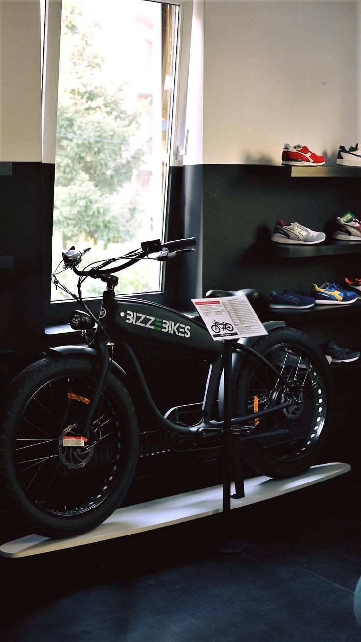 Check out our Electric Cruiser Bike at Labirint Concept Store in Bucharest ;)