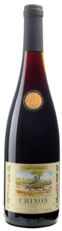 """MyGoodWines - Chinon """"Les Gravières"""" Couly-Dutheil - Vin de la Loire"""
