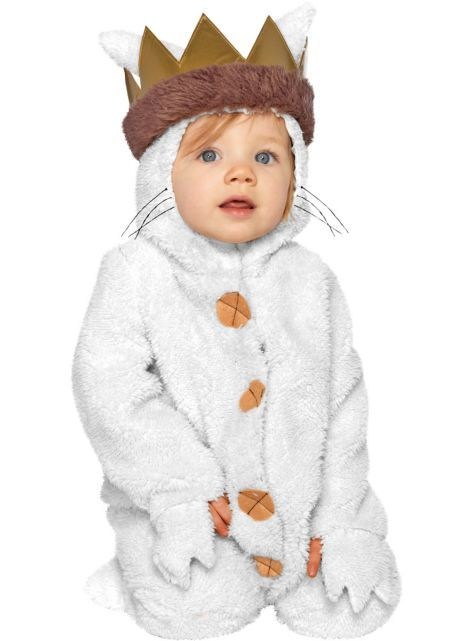 Baby Where the Wild Things Are Max Costume. She won't be old enough to fit in it this year but it is happening next year!