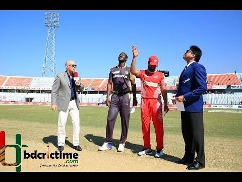 Chittagong Vikings vs Rajshahi Full Highlights & 2016 BPL Match No 40 Highlights  Chittagong Vikings vs Rajshahi Kings 40th Match - Live Cricket Score Commentary Series: Bangladesh Premier League 2016 Venue: Shere Bangla National Stadium Dhaka Date & Time: Dec 03  05:45 PM  LOCAL Commentary Scorecard Highlights Full Commentary Live Blog Points Table Match Facts News Photos CHITTAGONG 111/9 (20.0 Ovs)RAJSHAHI 112/4 (13.5 Ovs)Rajshahi Kings won by 6 wktsPLAYER OF THE MATCH Afif Hossain That's…