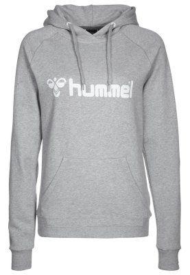 Bestill Hummel Hoodie - grå for kr 449,00 (07.11.14) med gratis frakt på Zalando.no
