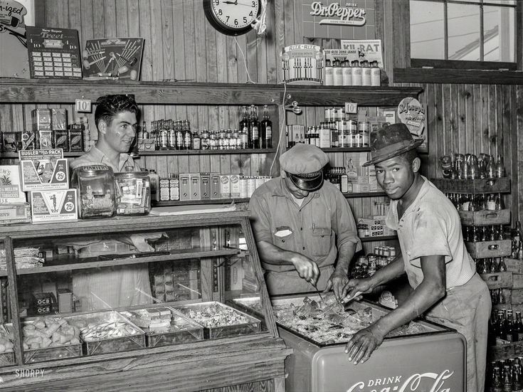 Shorpy Historic Picture Archive :: Icing on the Coke: 1938 high-resolution photo