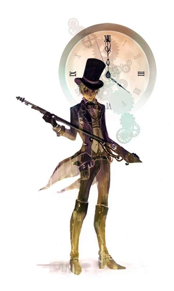 England Hetalia Is Listed Or Ranked 6 On The List 22 Steampunk