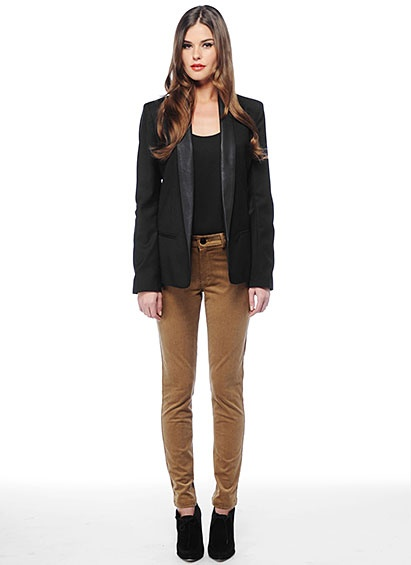 #BB Dakota zane black jacket Black Blazer 2dayslook new BlackBlazer fashion www.2dayslook.com