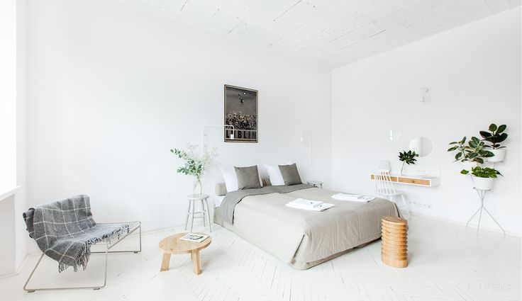 If you love the modern and minimalistic look - you should check this house out.