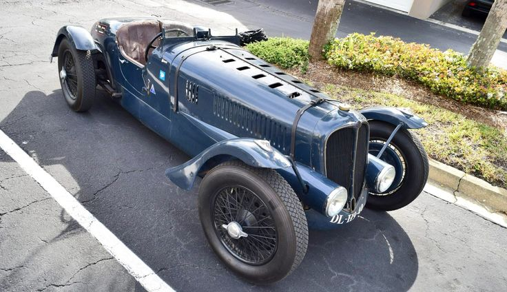 ~1936 Delahaye 135 S Competition Roadster at Amelia [35 Photos] » Car-Revs-Daily.com