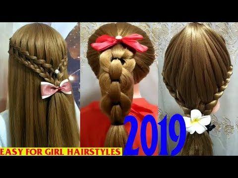 30 Peinado Faciles Y Rapidos Para Cabello Para Nina Peinados