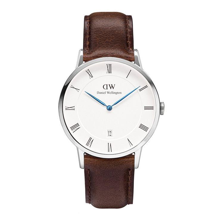 Daniel Wellington Dapper Bristol Men's Watch | Silver