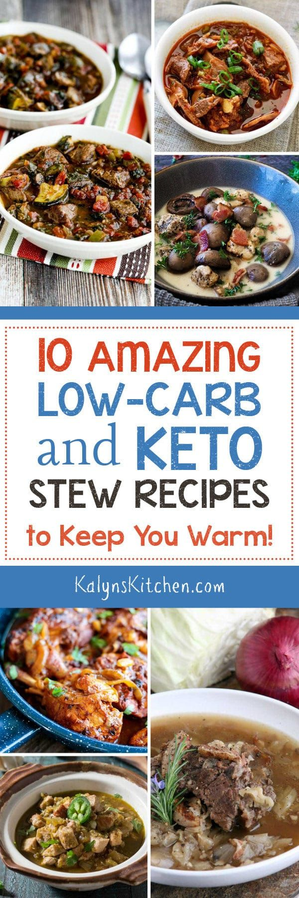 10 Amazing Low-Carb and Keto Stew Recipes to Keep You Warm!