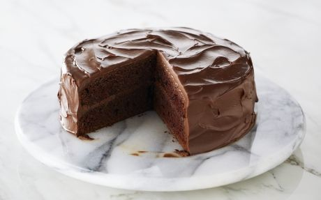 Devil's Food Cake Recipe by Anna Olson