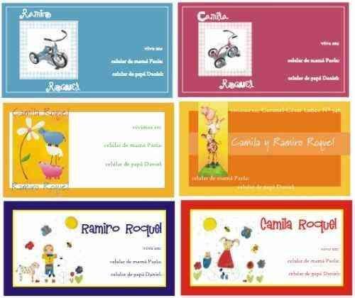 Programa Para Diseñar Tarjetas Personales