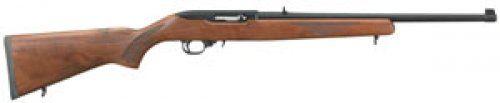 FAMILY:10/22 Series MODEL:10/22 Deluxe Sporter TYPE:Rifle ACTION:Semi-Auto FINISH:Blue STOCK/FRAME:Wood Stock STOCK