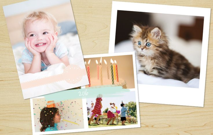 Fotokaarten voor bruiloftuitnodigingen, geboortekaarten, Kerst en Oud & Nieuw. Met jouw mooiste foto's ontwerp je unieke kaarten. Verras familie en vrieden met eigen fotokaarten. Jouw foto's stelen de show!