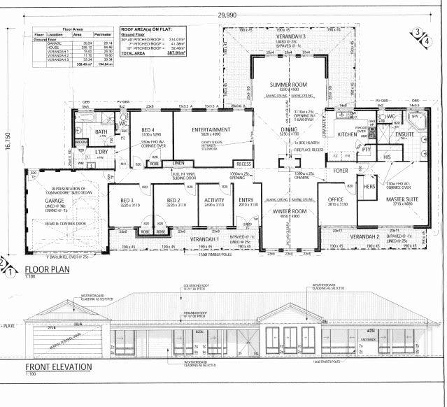 Image Result For Queenslander House Plans Model House Plan House Plans Large House Plans