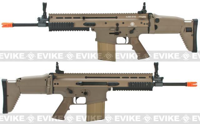 FN Herstal Full Metal SCAR Heavy Airsoft AEG Rifle by VFC