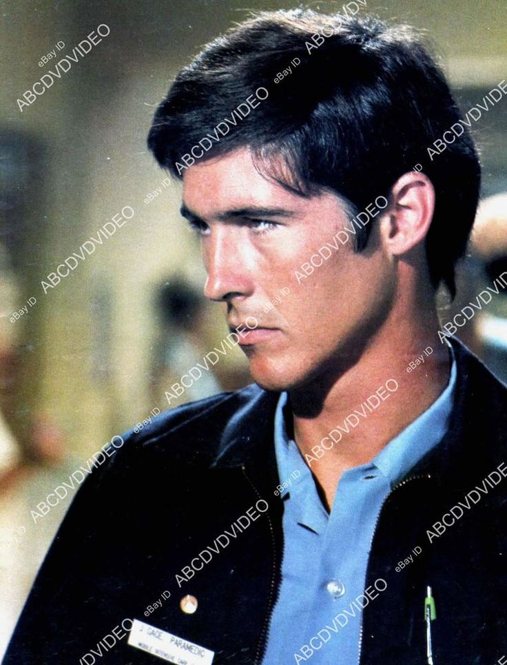 Pic Randolph Mantooth TV Emergency dp-18893