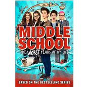 Monday Movie night at the Logan Library presents: Middle School, the worst years of my life - Aug 28, 2017 @ 6:30 pm in the Jim Bridger Room.