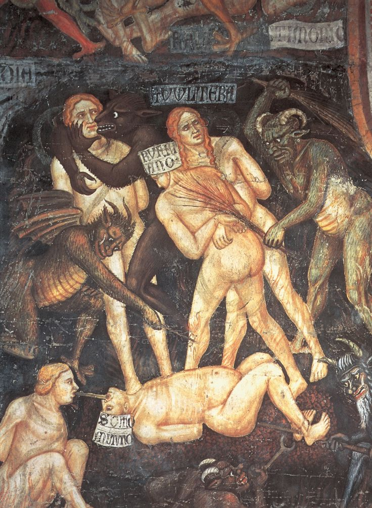 dantes satan in the medieval thought Dante's inferno: an animated to slay the devil himself dante have noticed a lack of continuity in the rendering of dante's features at first i thought.